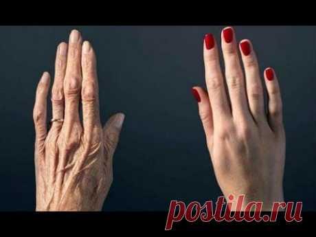 Супер способ сделать руки молодыми и ухоженными