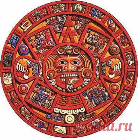 Календарь. Наверное, самым известным в наше время достижением майя является календарь.
