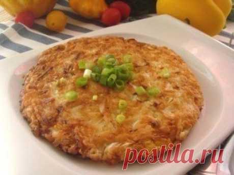Как приготовить капустный блинчик к завтраку. - рецепт, ингредиенты и фотографии