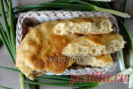"""Деревенский хлеб на сковороде или """"...если в доме закончился хлеб""""!.."""