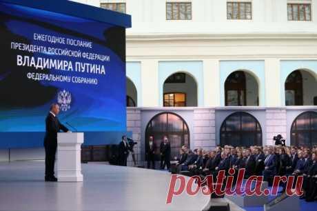 Владимир Путин призвал пересчитать пенсии  Владимир Путин призвал индексировать пенсию и денежные выплаты сверх прожиточного минимума. Об этом он сказал в ходе своего ежегодного послания к Федеральному собранию.
