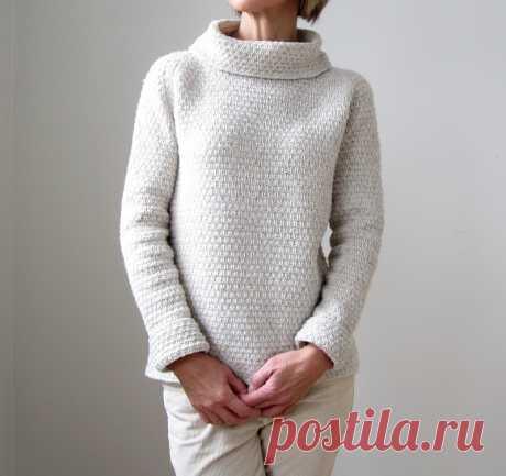 пуловер SUSH A WINTERS by HENDI KIRRMAIER