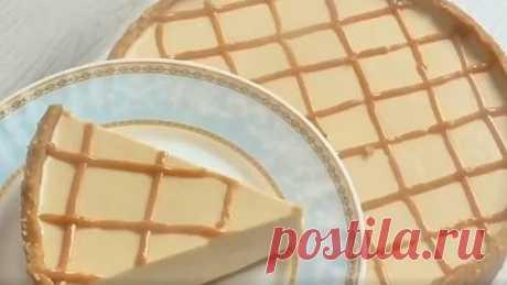Новый рецепт тортика Чизкейк. Быстро и без выпечки. Невероятно вкусный!