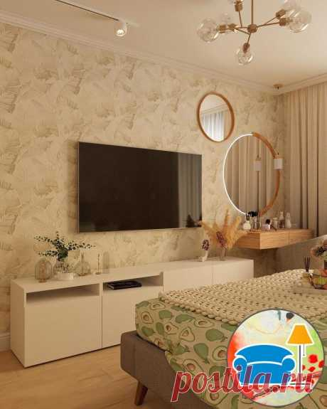 Уютная квартира Дизайн: marina_ky