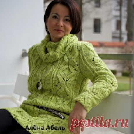 Вязание и не только. Алёна Абель Вязание и не только Всем привет!!!Меня зовут Алёна,я живу в Германии,люблю вязать. Добро пожаловать на мой канал,где вы найдете интересные видео на разные те...