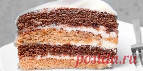 Вкуснейший торт из детства -Торт Сметанник 3 рецепта • Сияние Жизни