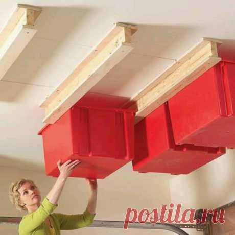 Самоделки для гаража и домашнего мастера своими руками