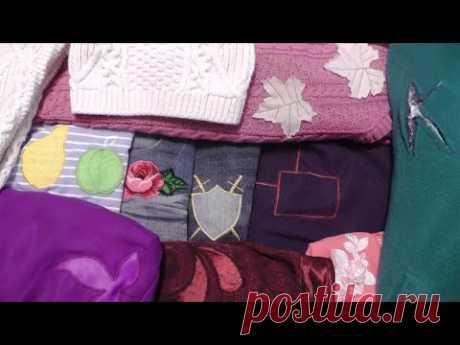 15 лайфхаков творческого ремонта вашей одежды