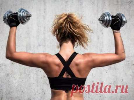 Лечение НАЖБП: силовые тренировки сокращают жир в печени на 30% за 15 дней | Люблю Себя