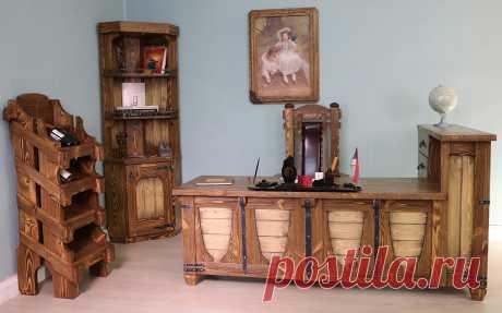 Шкаф угловой с полками - цена, купить - «АММА-дизайн»