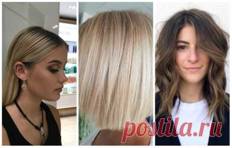 Medium length hairstyles 2019: Top 10 and more mid length haircuts 2019 Medium length hairstyles 2019 are what is going to change you look entirely. Please enjoy these medium hairstyles for 2019 fashion season.