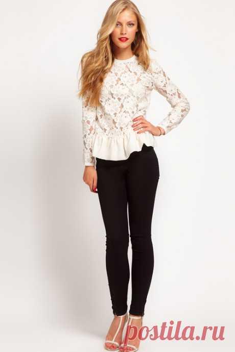 Фасоны летних блузок: фото красивых моделей блузок с рукавом и без, цвета и материалы летних блузок