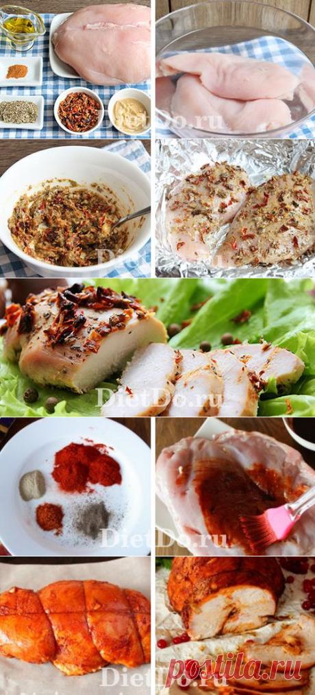 Пасторма из куриной грудки в духовке: ТОП-7 пошаговых рецептов