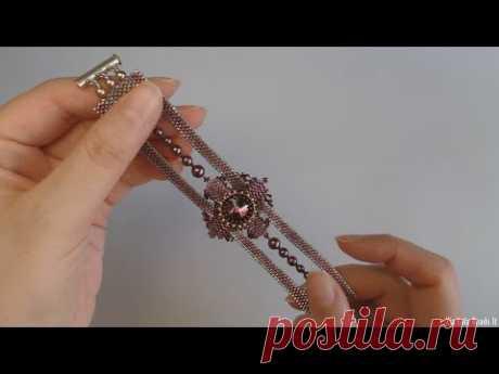 Santorini Caldera bracelet