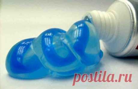 Знаете для чего нужно класть тюбик с мятной зубной пастой в бачок унитаза?