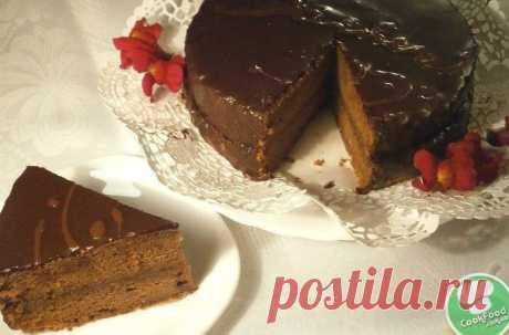 Торт «Захер» (Sachertorte): рецепт приготування з фото