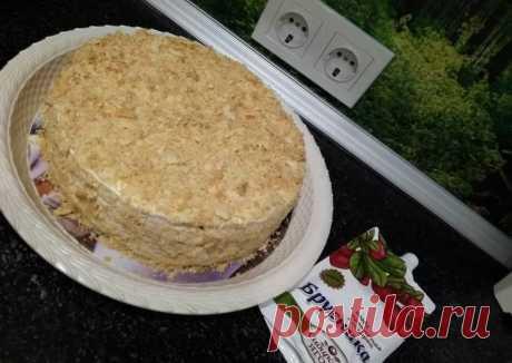 Рубленый торт Автор рецепта Вика Закирова - Cookpad