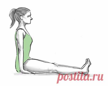 Одно упражнение - как целый комплекс, тренирует все мышцы тела. Снимает судороги и напряжение в ногах, улучшит осанку и фигуру | С фитнесом жизнь прекрасна | Яндекс Дзен