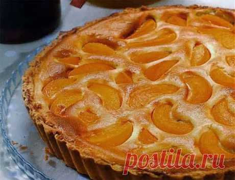 шеф-повар Одноклассники: Персиковый пирог