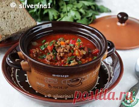 Суп чили – кулинарный рецепт