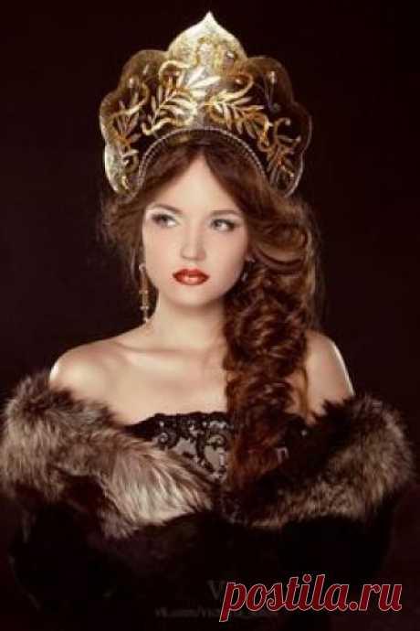 Russian beauty. Русская красота.