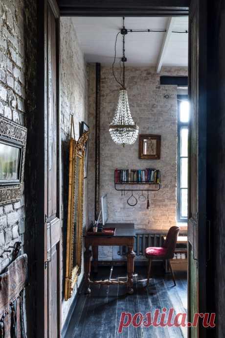 Интерьер квартиры для фотографа   Роскошь и уют