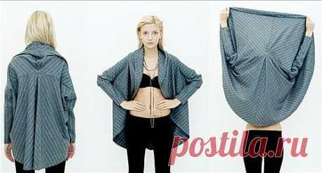 Простые вещи / Простые выкройки / Модный сайт о стильной переделке одежды и интерьера