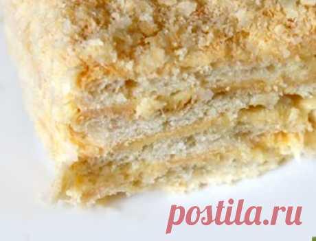 Как просто приготовить вкусный торт Наполеон? :: Кулинарные рецепты :: KakProsto.ru: как просто сделать всё