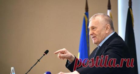 Владимир Жириновский прочит Алексея Островского в президенты России