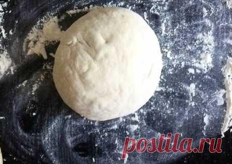 Тесто для пиццы - пошаговый рецепт с фото. Автор рецепта АНАНАСиЯ . - Cookpad