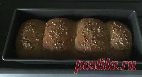 Ароматный ржаной домашний хлебушек с тмином и кориандром | Житейский опыт... | Яндекс Дзен