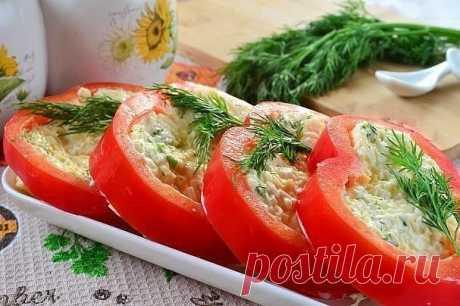 Как приготовить красивая закуска из перцев и сыра. - рецепт, ингредиенты и фотографии