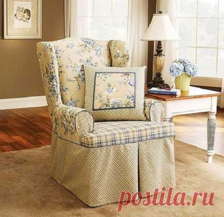 Как использовать старую мебель в новом интерьере - фото-идеи