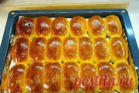 Дрожжевое тесто для сладкой выпечки — Чудо поваренок