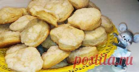 Домашнее печенье на пиве - Приготовкино