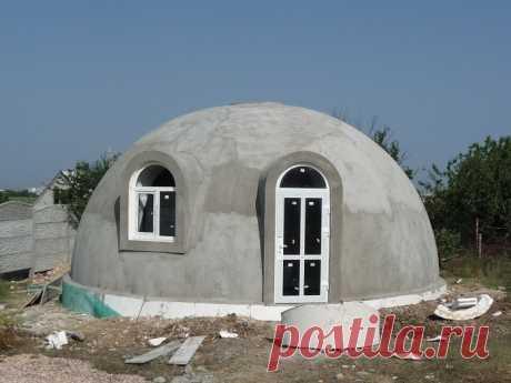 Японцы начали строить дома из… пенопласта