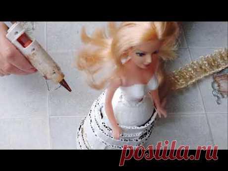 Не выбрасывайте старые куклы. Что можно сделать из сломанной куклы