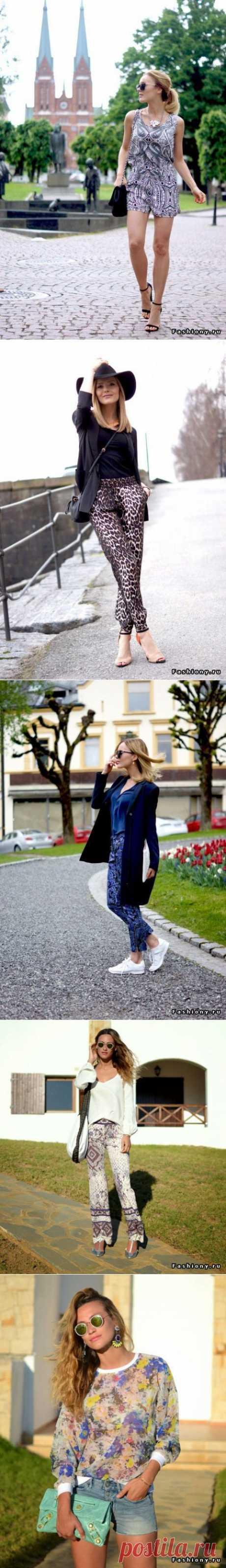 (+1) тема - Новое от модных блогеров: уличная мода | Мода