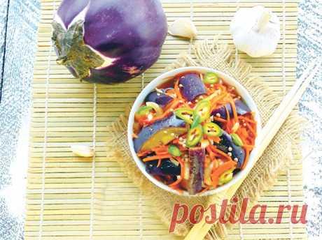 Пять лучших блюд из баклажанов