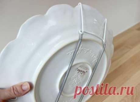Как повесить тарелки на стену (трафик, подборка) / Кухня / ВТОРАЯ УЛИЦА - Выкройки, мода и современное рукоделие и DIY