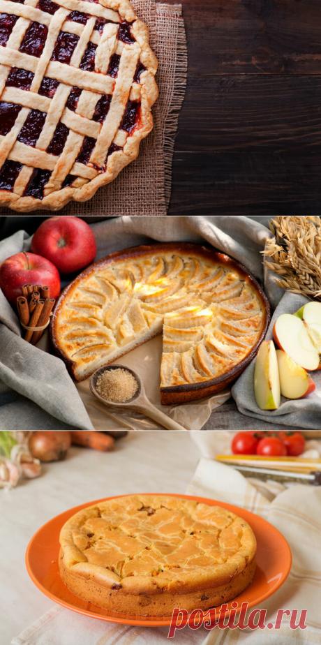 Быстрая выпечка: семь пирогов на скорую руку. Экспресс-рецепты внутри! | «Едим Дома» с Юлией Высоцкой | Яндекс Дзен