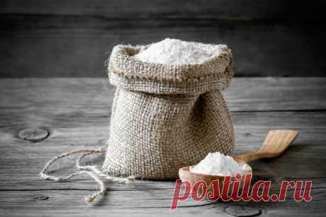 Громкие исследования о соли / Все для женщины