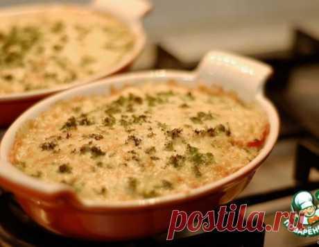 Картофельная запеканка – кулинарный рецепт