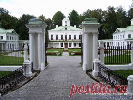 Serednikovo   Russian noble estates today \/ Cultural heritage \/ Beybika. Photo dolls. Clothes for dolls