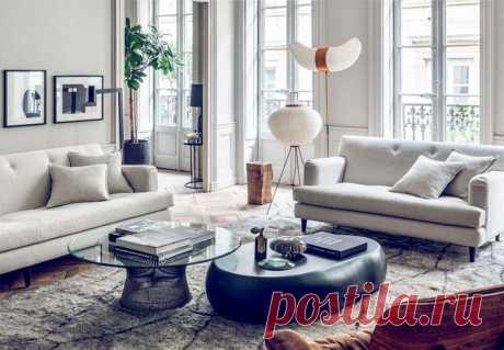 Французское обаяние и европейский стиль в Лионе Посмотрите, какой обворожительный дизайн был создан для красивой квартиры в Лионе! В нем собрана вся легкость, грация и шарм французского стиля. Нежнейшие молочные и пепельные оттенки переплетаются ме...