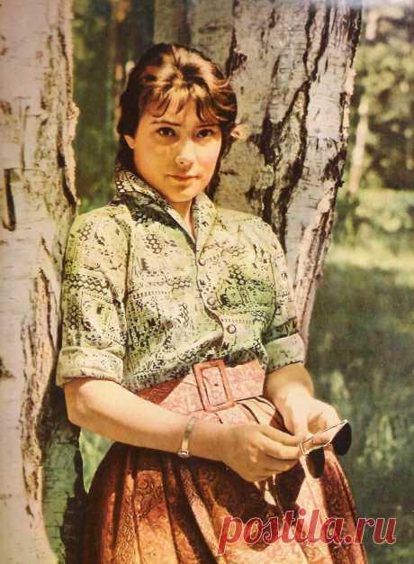 Татьяна Самойлова, 4 мая, 1934  • 4 мая 2014