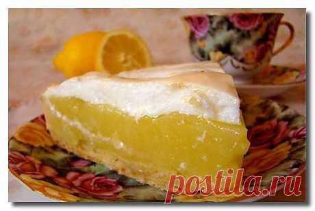 Лимонный порог – рецепты.