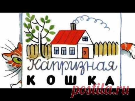 Капризная кошка Сказки Сутеева - YouTube