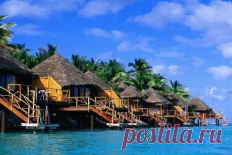 10 невероятно дешевых райских мест, куда можно переехать - Otvetnavse.com