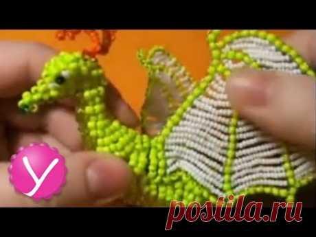 Бисероплетение - плетение фигурки